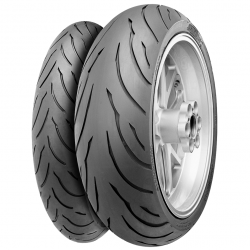 Continental ContiMotion 120/70 R17