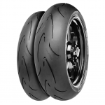 Continental ContiRaceAttack Comp.End 160/60 R17