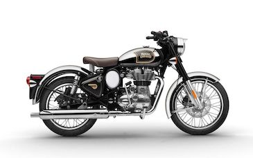 Мотошины на Royal Enfield